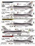AFD48004 1:48 Afterburner Decals F-16C Falcon Block 40/42/50