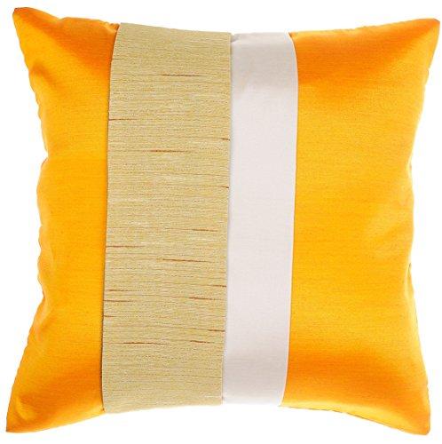Avarada Striped Crepe Throw Pillow Cover Decorative Sofa Cou