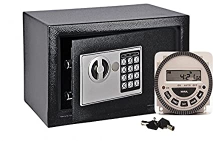Time Lock Safe (UK Outlet)