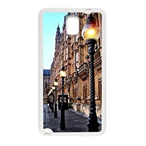 Creative phone case for Samsung Galaxy Note 3,popular building design