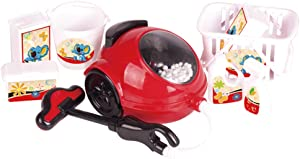 MeeYum Kids Pretend Play Novelty Toy Mini Vacuum Cleaner and Accessories