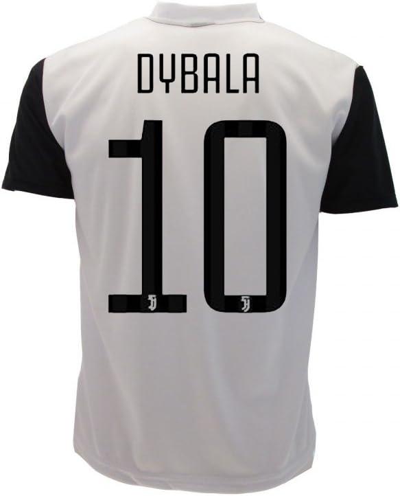 Camiseta Jersey Futbol Juventus Dybala 10 Replica Autorizado 2017 ...