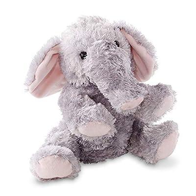 Melissa & Doug Sterling Elephant Stuffed Animal: Melissa & Doug: Toys & Games