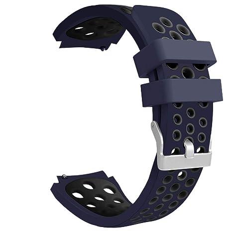 riou Electrónica Riou_Correa para Reloj,para el Reloj de Samsung Galaxy 46mm Banda de la