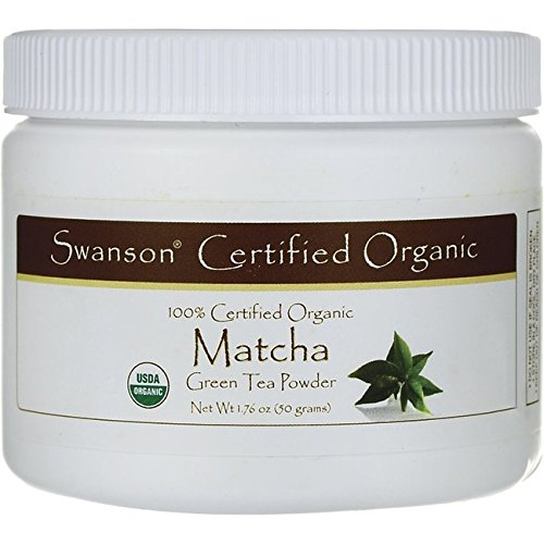 Swanson Certified Organic Matcha Green product image