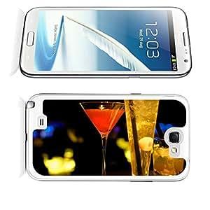 Chenxstore Galaxy Note 2 case Drimk Food Drimk Visual Food And Drimk clean cover WHbtR