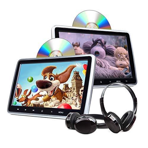 2020 Headrest DVD Player Car DVD Player 10.1