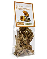 Chanterelle Mushrooms, 1OZ (Pack of 3)