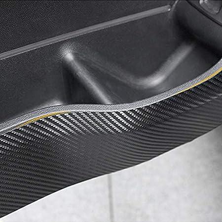 Matte Dekorative PUNGDUNK for BMW Mini ONE Cooper S F54 F55 F56 R56 R60 Car Styling Auto-T/ür-Panel Protection Sticker Innendekoration Kratz Color Name : F54 6 pcs