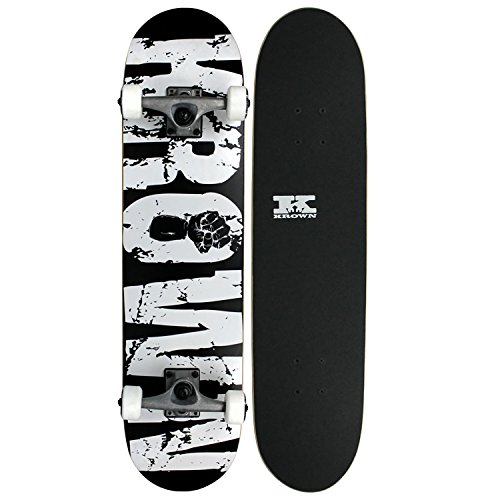 Krown Rookie Fist of Revolt Complete Skateboard