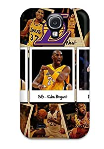 New Style 9803261K678756362 los angeles lakers nba basketball (41) NBA Sports & Colleges colorful Samsung Galaxy S4 cases