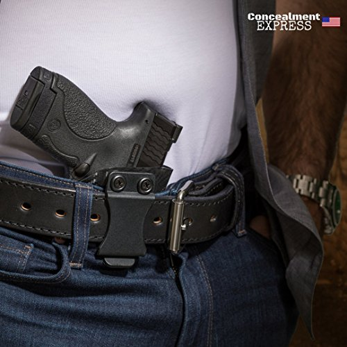 Concealment Express IWB KYDEX Holster: Fits GLOCK 43