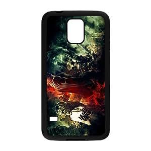 Custom Batman Desgin High Quality TPU Case Cover Unique Durable Hard Plastic Case Cover for Samsung Galaxy S5