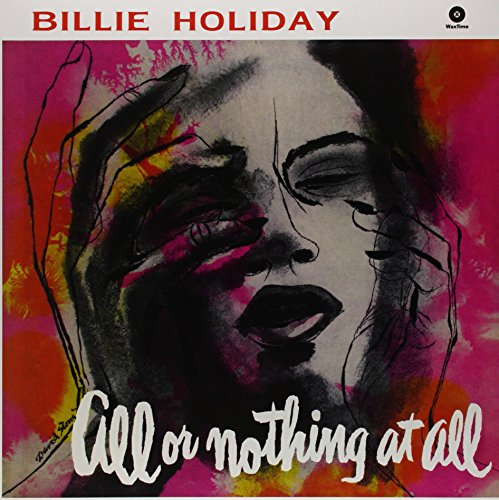 Vinilo : Billie Holiday - All or Nothing at All (180 Gram Vinyl)