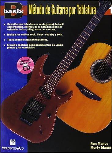 basix tab guitar method bk 2 spanish language edition book cd basixr series spanish edition