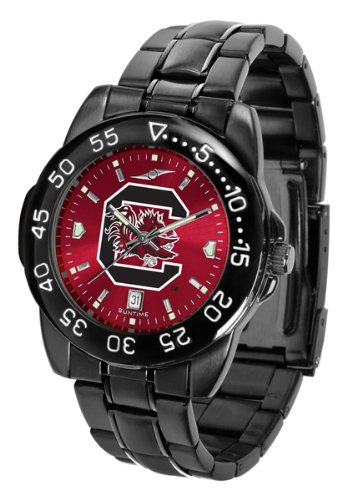Linkswalker Mens South Carolina Gamecocks Fantomsport Anochrome Watch