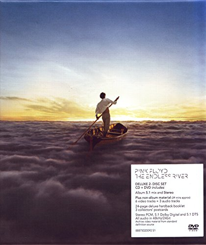 Price comparison product image The Endless River (Casebook Edition)