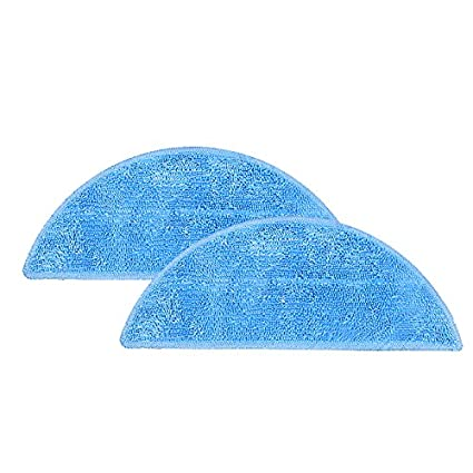 Image Unavailable. Image not available for. Color: VacMate Replacement Robot Vacuum Cloth Mop for iLife V3s V3s pro ...