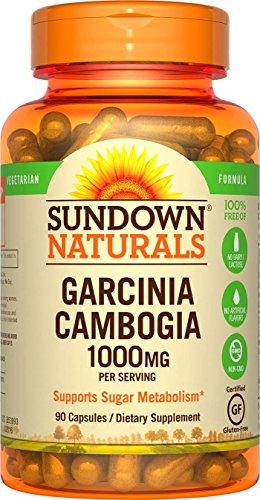 Sundown Naturals Garcinia Cambogia Vegetarian