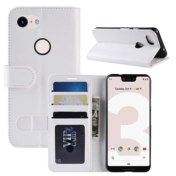 bf099930d12e Amazon.com: Qoosea for Google Pixel 3a XL Wallet Case Premium PU ...
