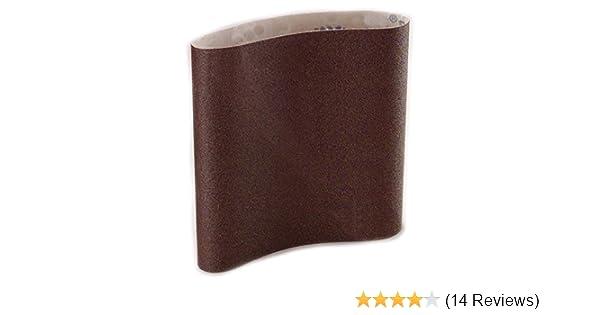 9-1//8 x 7//8 25 Pack Mercer Industries 305024 24 Grit Aluminum Oxide Resin Fiber Discs