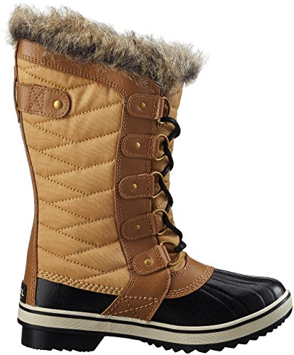 II Curry Tofino Women's Sorel Brown Boots Fawn 4ZxUna