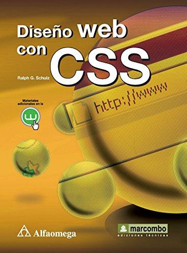 Diseño WEB con CSS (Spanish Edition) Ralph G. SCHULZ