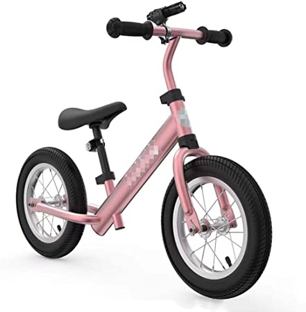 Bicicleta Sin Pedales Ultraligera Niños Equilibrio Bicicleta Niños Niñas Regalo de cumpleaños Ligero Entrenamiento Bicicleta Caminando Equilibrio Niños pequeños Entrenamiento Bicicleta para niños de 2: Amazon.es: Hogar