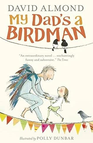 book cover of My Dad\'s a Birdman