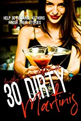 30 Dirty Martinis