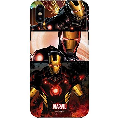 Amazon Com Ironman Iphone X Case Ironman In Battle Marvel X