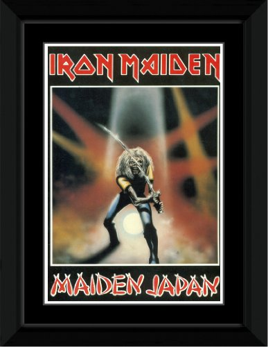 iron maiden aces high poster - 6