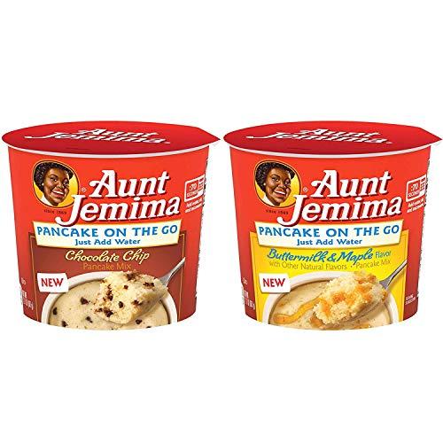 Quaker Aunt Jemima Pancake