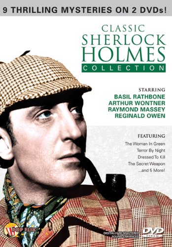 The Classic Sherlock Holmes Collection ()