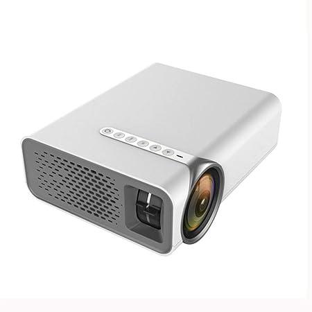 Link Co Proyector Portátil Mini proyección Altavoz Incorporado ...