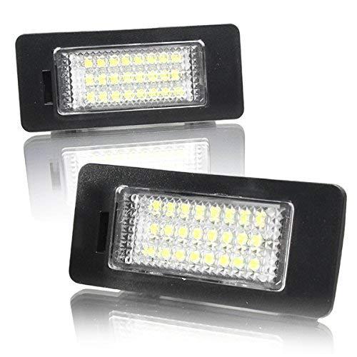 Ludi a LED per targa