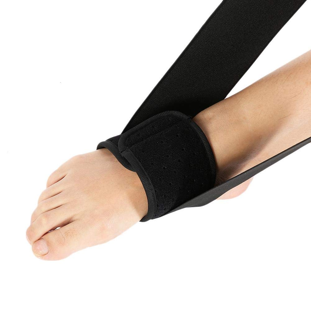 Professional Durable Lightweight Breathable Band Ankle Training Strap Elastic Pull Belt Foot Drop Ankle Joint Achilles Tendon Rupture Exercise Strap
