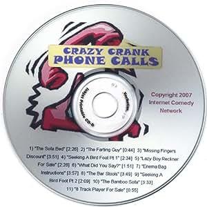 Crazy Crank Phone Calls