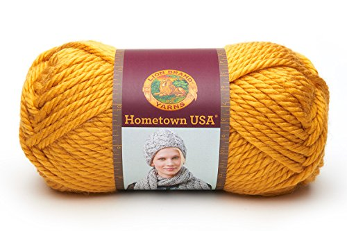 Lion Brand Yarn Hometown USA Yarn, 1 Each