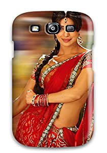 Hazel J. Ashcraft's Shop Christmas Gifts Tpu Case Skin Protector For Galaxy S3 Priyanka Chopra In Saree With Nice Appearance