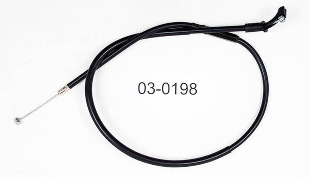 Motion Pro Choke Cable Black for Kawasaki ZX-6R//7//9R//11