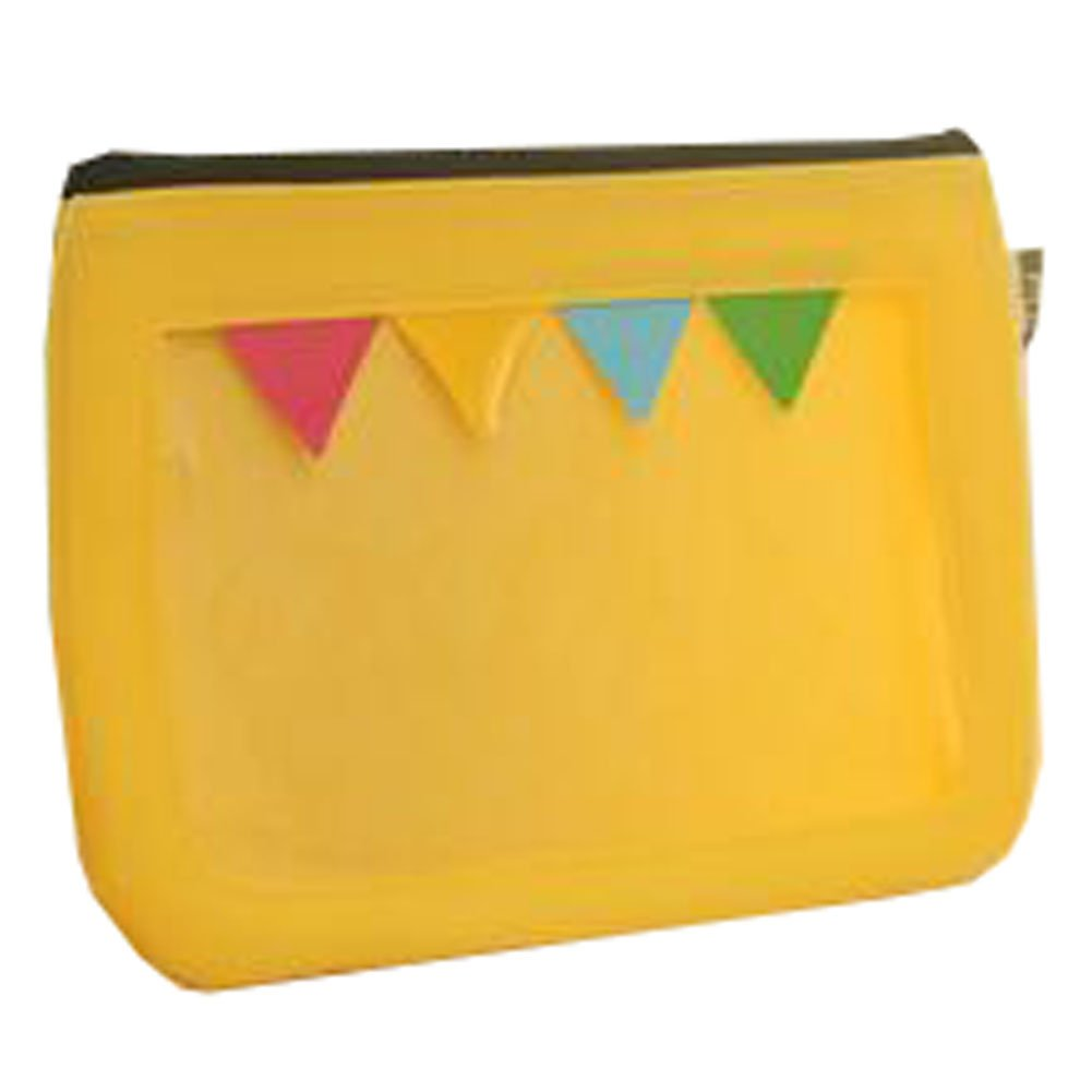 Cute File Bag Stationery Bag Pouch File Envelope for Office/School Supplies, Triangle G