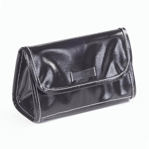 Clava Women's Wellie Toiletry/Cosmetic Pouch,Black