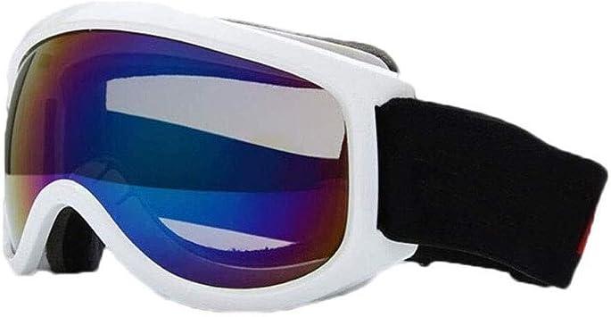 Gafas de esquí: Gafas De Escalada For Nieve, Antiniebla Y ...