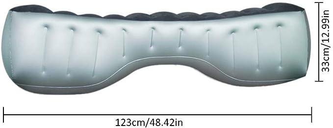 Draulic Car Air Aufblasbare Matratze Auto Universal Rücksitz Kissen Luftbett Amazon De
