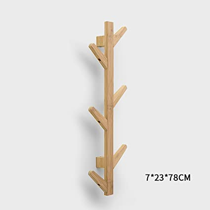HSRG Coat Rack Perchero Estante Moderno DIY Entrada de ...