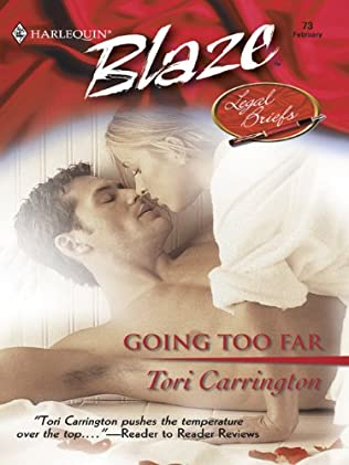 book cover of Going Too Far