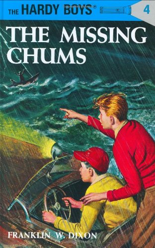book cover of The Missing Chums