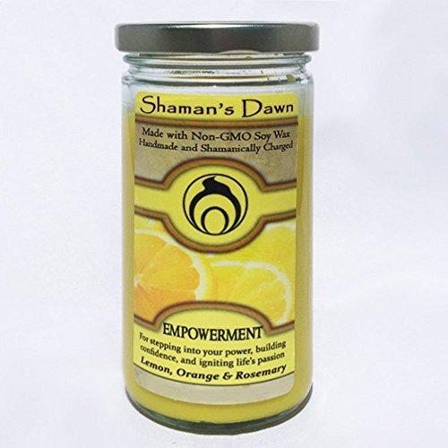 Sacred Tiger Presents Shaman's Dawn Empowerment Glass Jar...