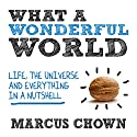 What a Wonderful World Audiobook by Marcus Chown Narrated by Clive Mantle